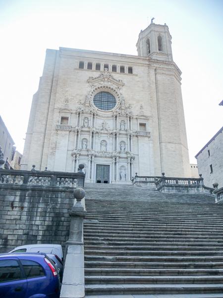 Dag1-01-Girona kathedraal