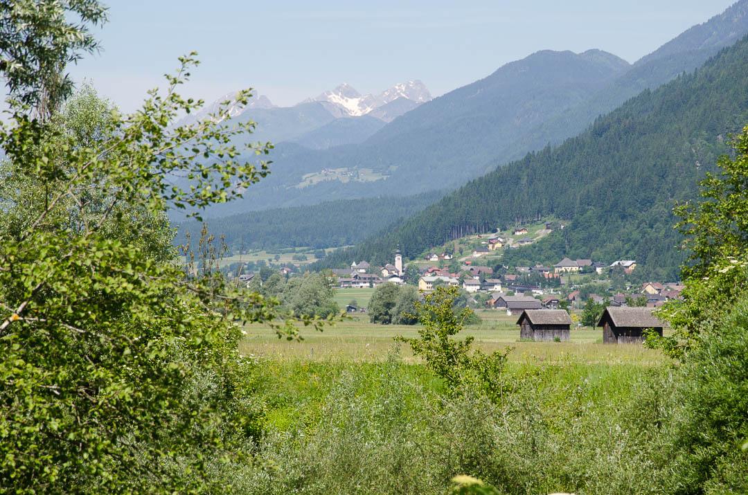 Zicht op Kirchbach