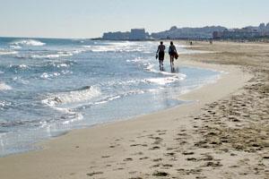 Strandwandeling La Mata