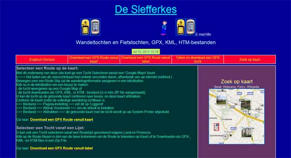 De Slefferkes
