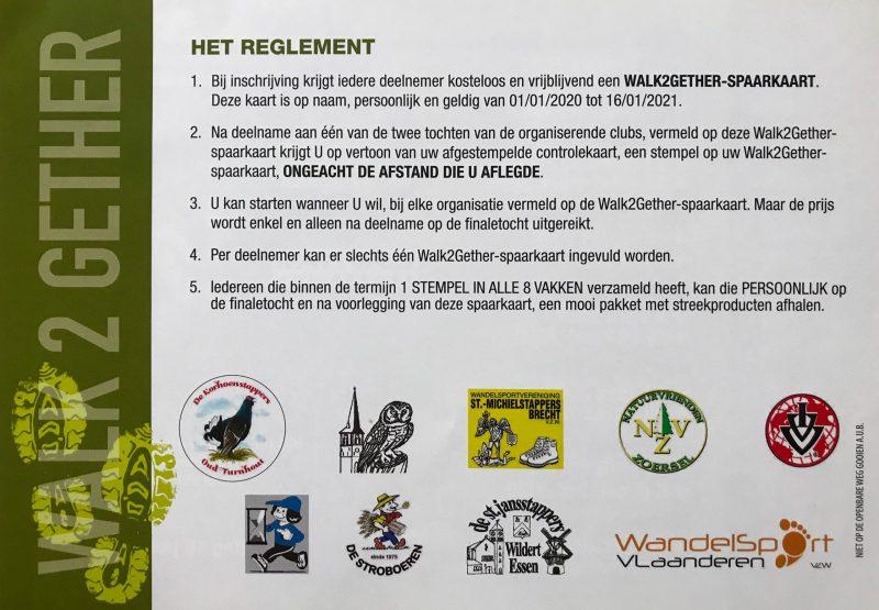Walk2Gether-reglement