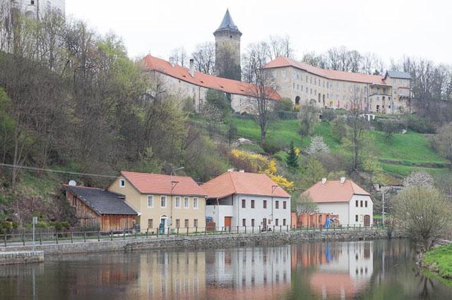 Wandeling van Sporthotel Zátoň naar Rosenberg