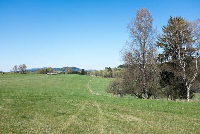 Rondwandeling vanuit Sporthotel Zátoň via Zaluzi