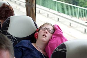 Met de autocar naar Zuid-Bohemen