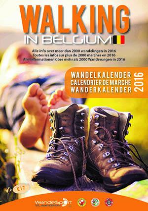 Walking in Belgium
