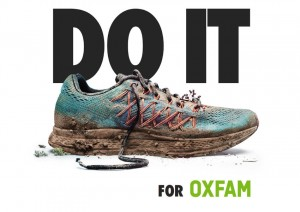 Do it for Oxfam - Credit: Oxfam