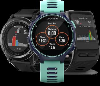 Vivosmart smartwatch