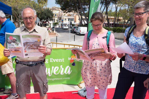Mallorca-startkaart