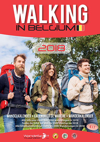 walking in belgium 2018