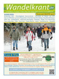 Wandelkrant editie 10: Winter 2014