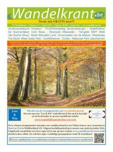 Wandelkrant editie 12: Herfst 2015