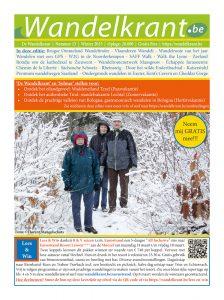 Wandelkrant editie 13: Winter 2015