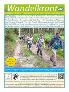 Wandelkrant editie 14: Lente Zomer 2016