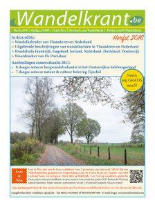 Wandelkrant editie 15: Herfst 2016