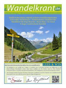 Wandelkrant editie 5: Lente Zomer 2013