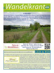 Wandelkrant editie 6: Herfst 2013