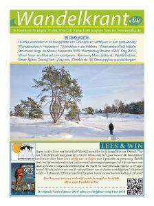 Wandelkrant editie 7: Winter 2013