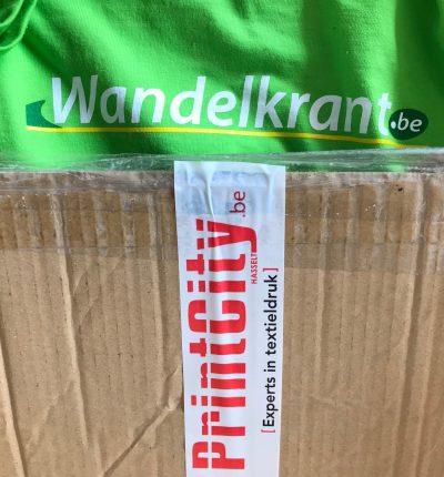 Wandelkrant-T-Shirt-levering