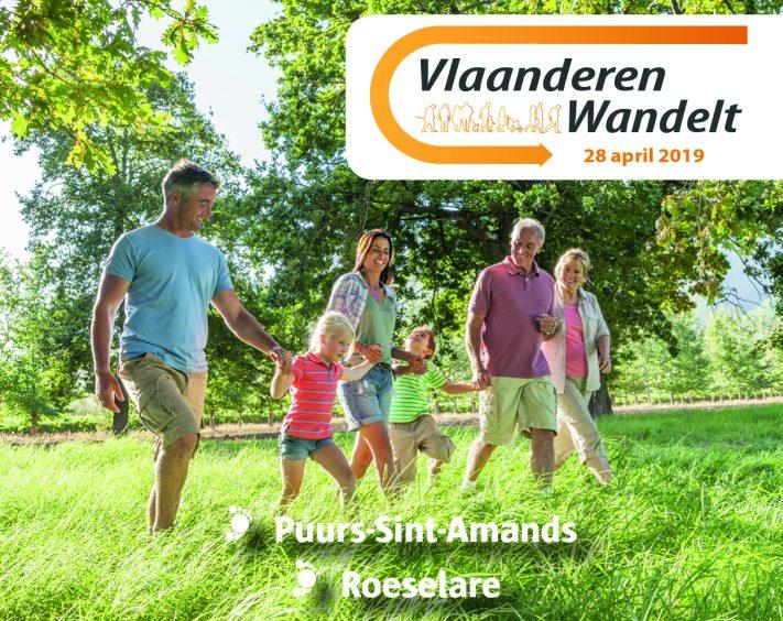 Banner Vlaanderen Wandelt