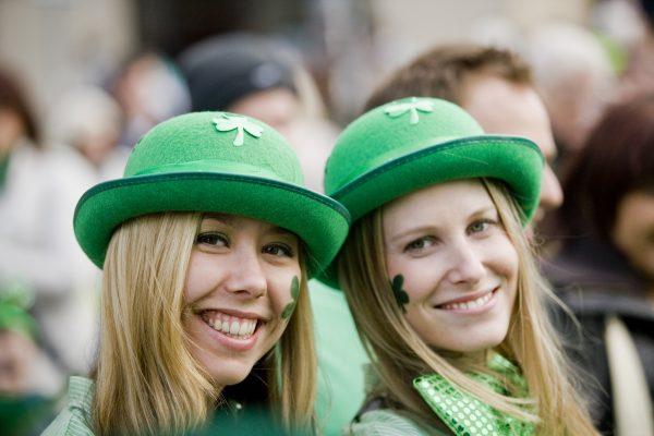 Saint Patrick's Day Belfast 2011