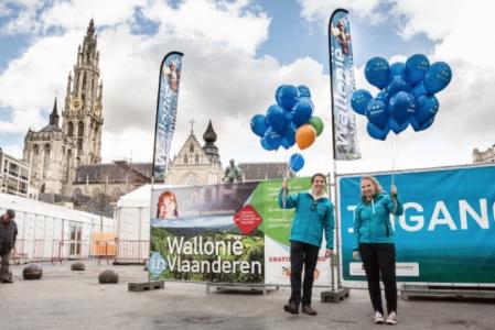 Wallonië in Vlaanderen