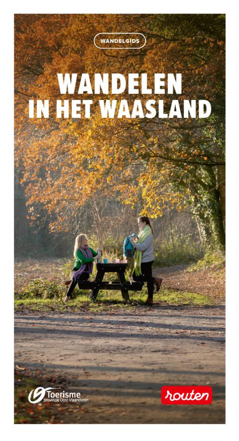 Cover Waasland-gids