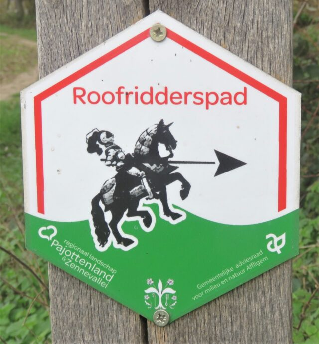 Roofridderspad