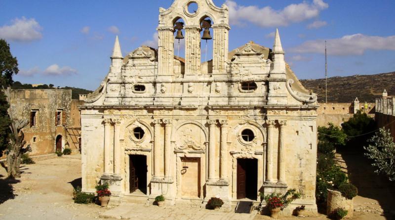 Kreta Arkadi-klooster