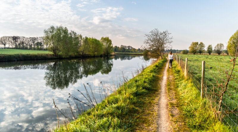 Trip 8 - Natuurwandelen langs twee Leie-armen bij Gent (c)Toerisme Leiestreek vzw