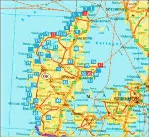 Denemarken-Jutland