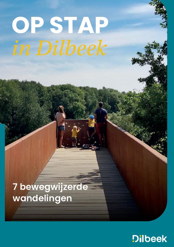 Wandelbrochure_Op Stap in Dilbeek_2021